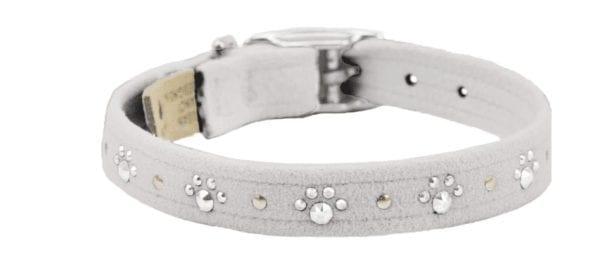 crystal paws collar by susan lanci