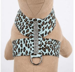 3 Row Giltmore Cheetah TInkie Harness