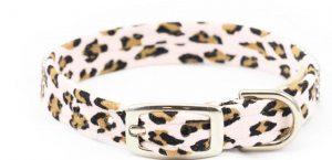 3 Row Giltmore Cheetah Collar