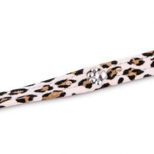 crystal paws cheetah leash