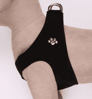 crystal paws step-in harness