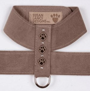 embroidery paws tinkie harness
