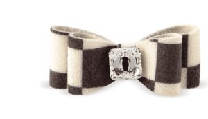 Windsor Check Hair Bow