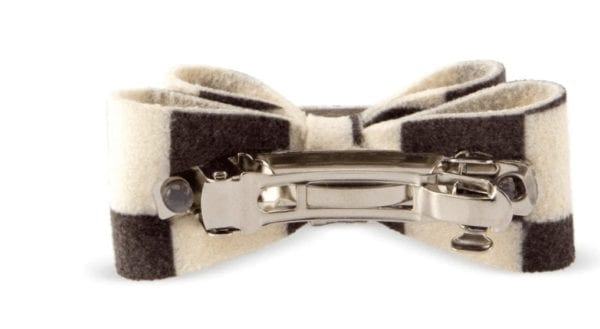 Windsor Check Hair Bow