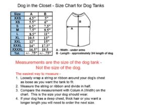 Doggie Couture Shop Tank