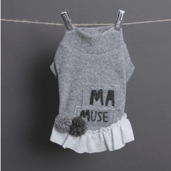 Ma Muse Couture Dog Dress