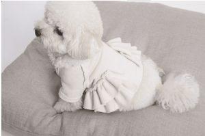 Creme Fleece Blouse