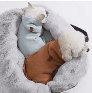 fleece romper by louisdog