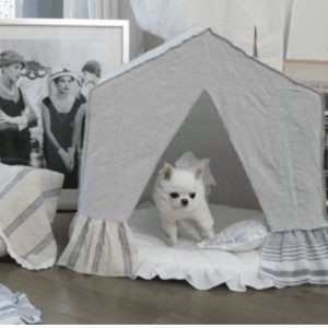 BOHO Peekaboo Dog Bed
