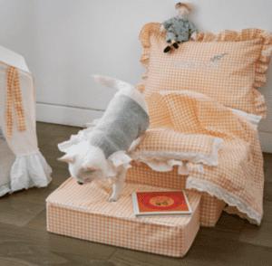 mellow goose dog bed