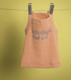 Bricloage Top by Louisdog