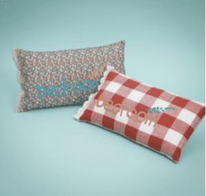 Bedroom Dog Pillow