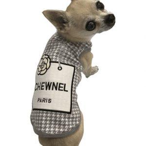 Chewnel Shopping Dog Tank