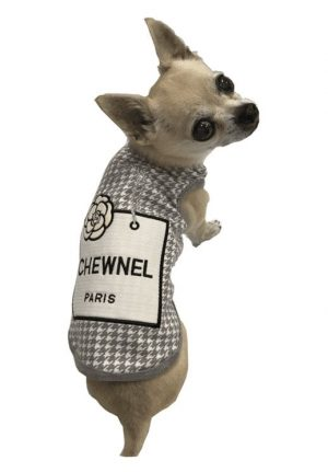 Chewnel Shopping Dog Tank
