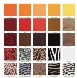 SUSAN LANCI COLOR CHARTS