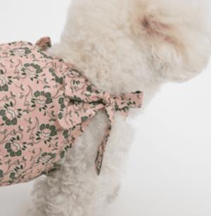 glitter cotton dog shirt