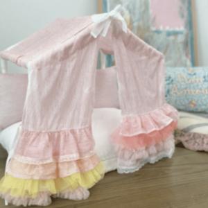 Tropea Peekaboo Couture Dog Bed