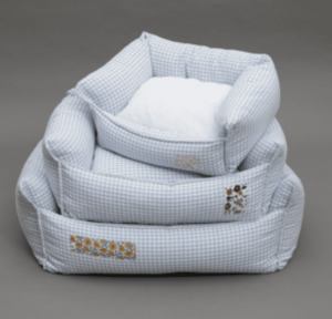 Liberty Patchwork Boom Dog Bed