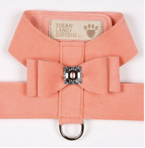 Big Bow Tinkie Dog Harness