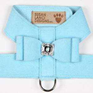 Big Bow Tinkie Dog Harness