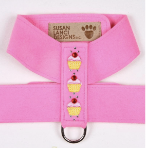 Cupcake Tinkie Dog Harness