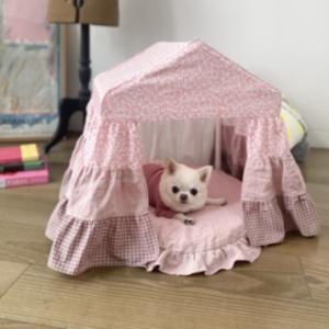 Liberty Peekaboo Dog Bed