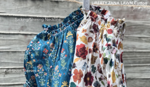 Liberty Dog Blouse