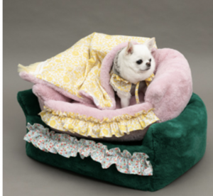 clearance pink balmy boom dog bed