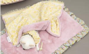 Clearance Pink Balmy Dog Blanket