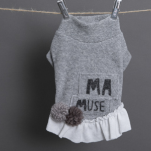 ma muse couture dog dress