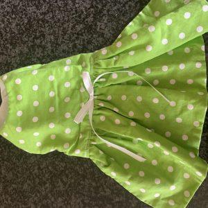 clearance green dot sundress