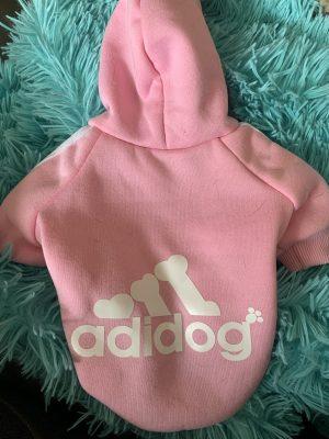 clearance addidog hoodie