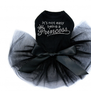 Clearance Black Dog Tutu Dress