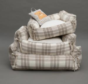 Cottage Boom Dog Bed