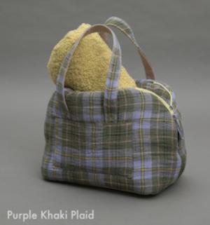 Linenaround Bag in Plaid