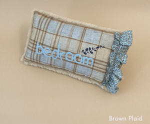 Bedroom Fur Dog PIllow