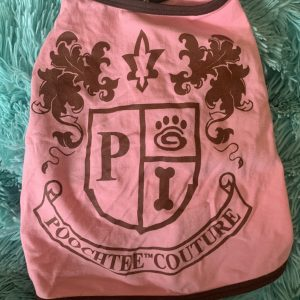 clearance designer pink tank