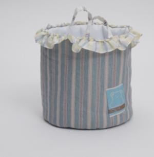 candy bar toy basket