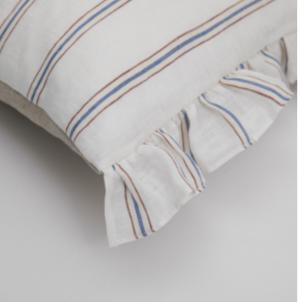 Candybar goose pillow