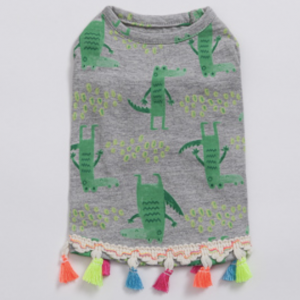 clearance mr croc tropical tee