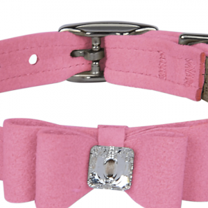 Big Bow 5/8 inch Dog Collar
