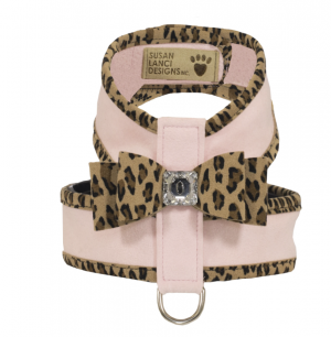 Two Tone Jungle Bow Tinkie Harness