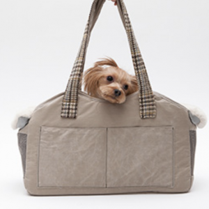 Clearance Wool Shoulder Dog Bag