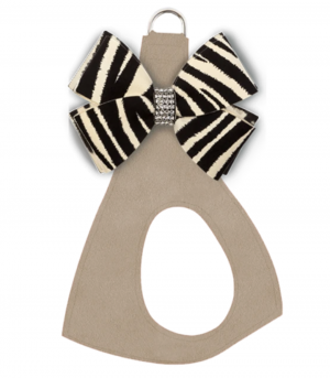 jungle nouveau bow step in dog harness
