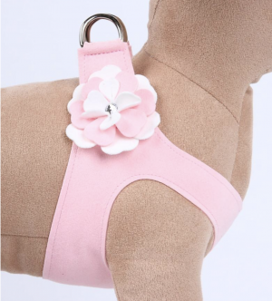 special occasion tinkies garden flower step in harness
