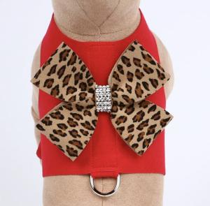 nouveau jungle bow bailey dog harness