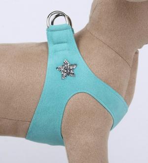 rock star step in dog harness