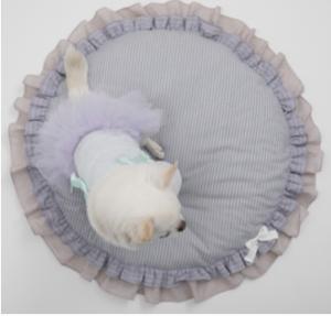 cotton dog rug