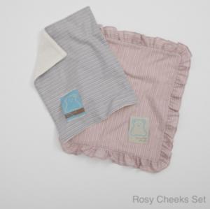 Organic Mini Towel Set
