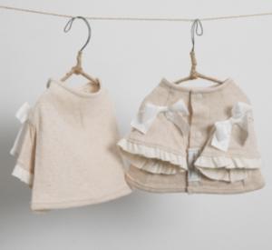 organic et silk cardigan